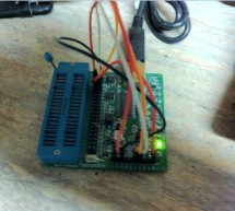 Bluetooth Wireless Voltage Meter using PIC12F683 microcontroller