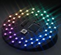 Aurora 48 – 48 RGB LED Sequencer using PIC24FV16KA304