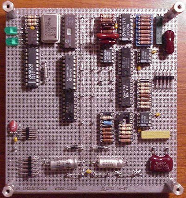 Circuit board Imaging Sonar