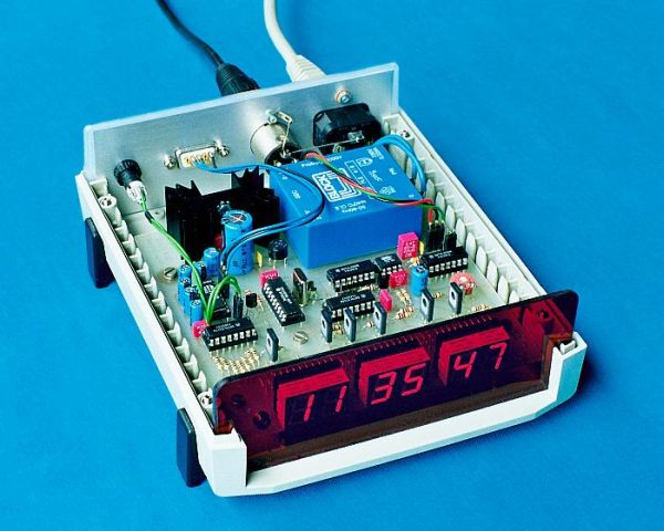DCF77 Clock