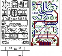 In-Circuit debugger, created by E.E. Atanasios Melimopoulos using PIC16F628 microcontroller