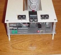 PIC Based Imaging Sonar using PIC16F84 microcontroller