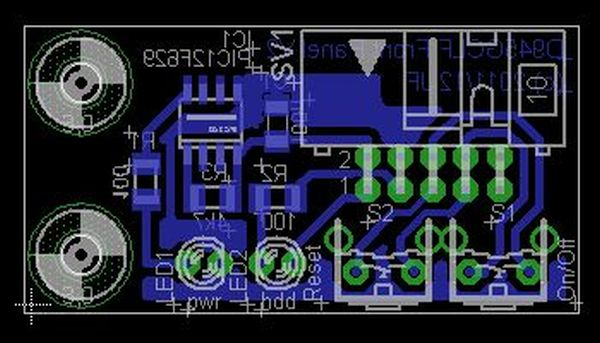 Intel D945GCLF Small Front Panel