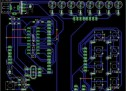 18 pin PIC Development Board using PIC16F62