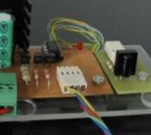 PIC RGB Power Board using PIC12F629 microcontroller