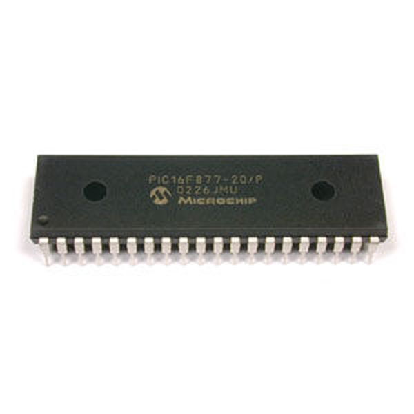 PIC serial interface