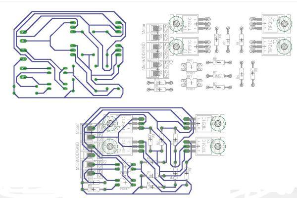 Schematic motor control 1