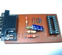 Simple JDM PIC Programmer using PIC16f84A microcontroller