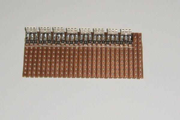 Solder in your resistors
