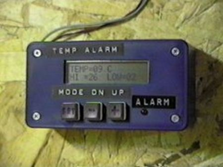 Temperature Alarm