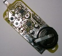 Tiny Remote for iRobot Roomba using PIC12F629