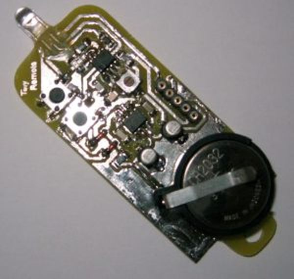 Tiny Remote for iRobot Roomba