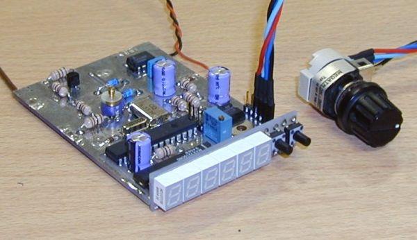 VFO synthesizer
