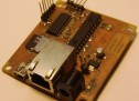 WEBSD using PIC24F microcontroller