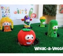Whac-a-Veggie using PIC18F4550 microcontroller