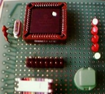 In circuit serial programmer for PIC16F87X
