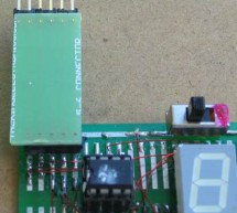 LED FX using PIC12F629 Microcontroller