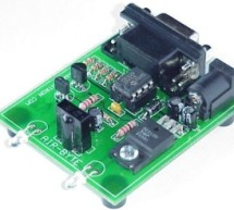 Transmit & Receive Infrared Signals With Your PC Serial Port using PIC12F508
