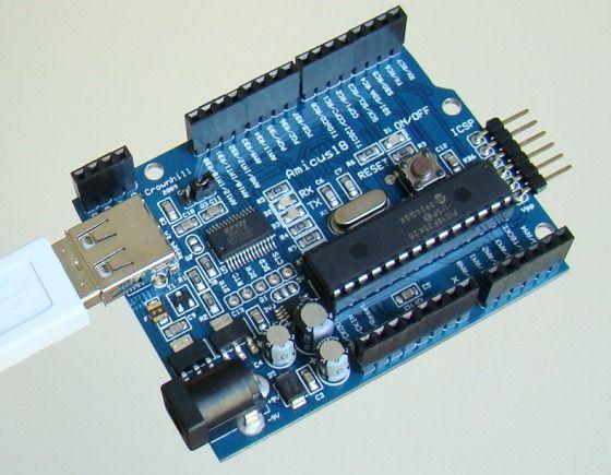 Amicus 18 Board