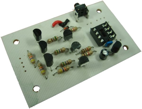 Assembled board