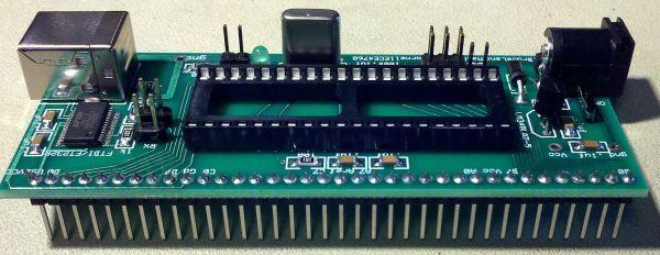 Capacitance Meter MkII