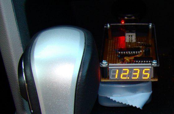 Car Battery Monitor