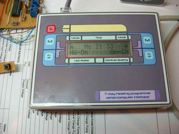 Central Heating Programmer