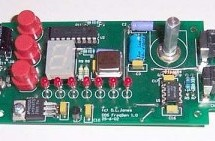 Another DIY function generator using PIC16F628