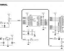 Easy Debugging Terminal using PIC16F84