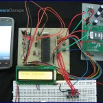 GSM Module with PIC