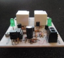 2-Channel IR Relay Controller for PIC10F200