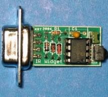 The IR Widget Using pic12f629