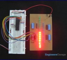 How to interface LEDs with PIC18F4550 Microcontroller