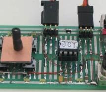 Joy Stick Controller using PIC12F629