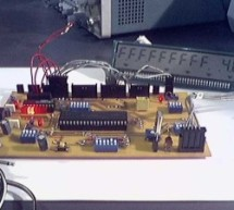 Keypad 4×5 for microcontrollers v. 1.1 using PIC16F877