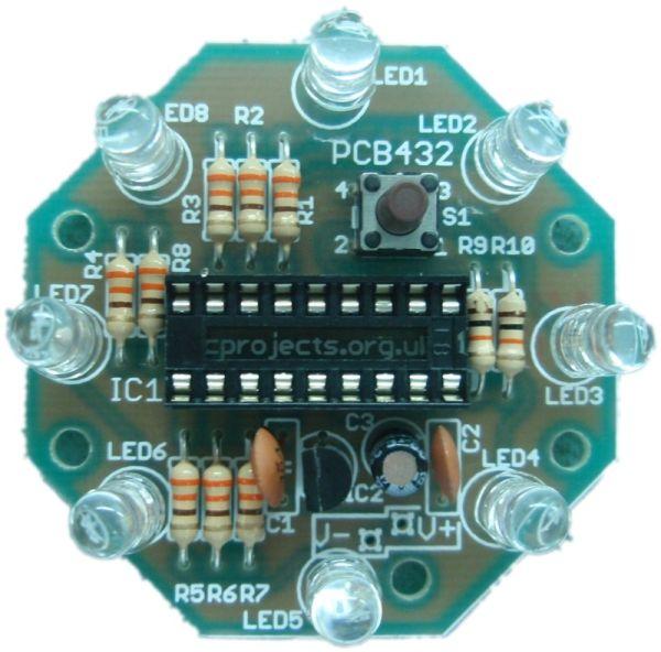 LED Chaser Kit