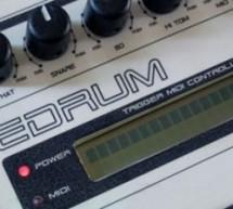 eDrum – Trigger MIDI Converter using PIC16F877