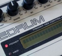 eDrum – Trigger MIDI Converter using PIC16F877