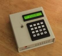 Mars Clock using PIC16F877A microcontroller