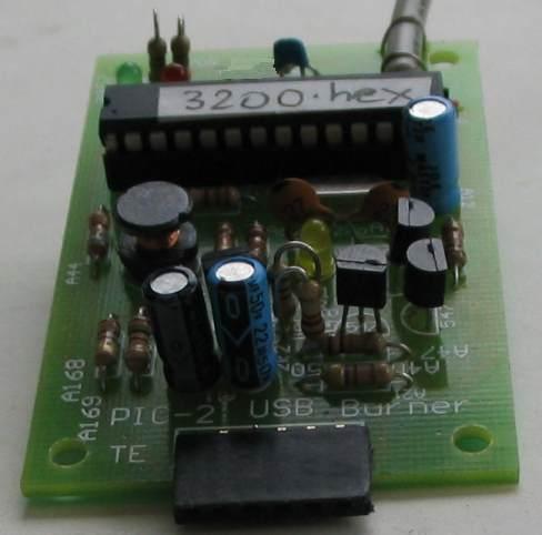 PIC-2 USB BURNER