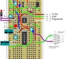 PIC12F675 Tutorial 5 : A Temperature data logger using PIC EEPROM