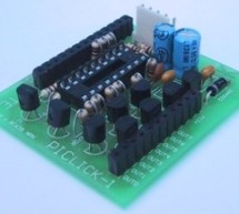 PIC LICK-1 using PIC16F84 Microcontroller