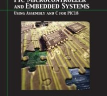 PIC Microcontroller and Embedded Systems By Muhammad Ali Mazidi E-Book