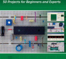 PIC Microcontrollers: 50 Projects for Beginners & Experts By Bert Van Dam E-Book