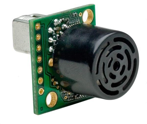 PIC Sonar rangefinder