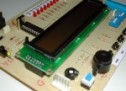 PlayPIC Tutorial Board for the PIC16F84A Microcontroller