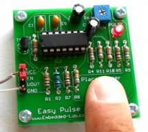 Introducing Easy Pulse: A DIY photoplethysmographic sensor for measuring heart rate
