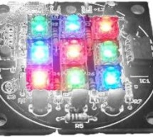 RGB LED Mood Light Standalone PWM controller for  RGB LEDs using PIC12F629