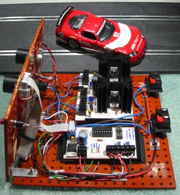 Race Start Controller