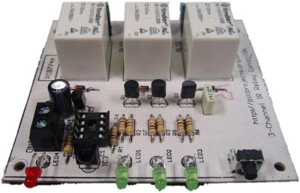Relay Controller
